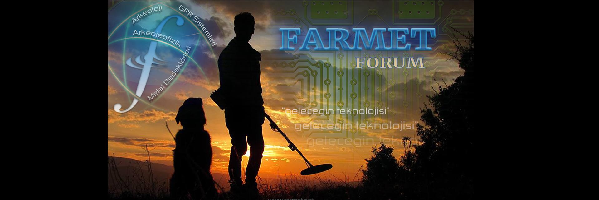 Farmet Technology | Dedektör ve Arkeojeofizik Sistemlerde Lider
